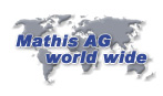 Mathis AG world wide