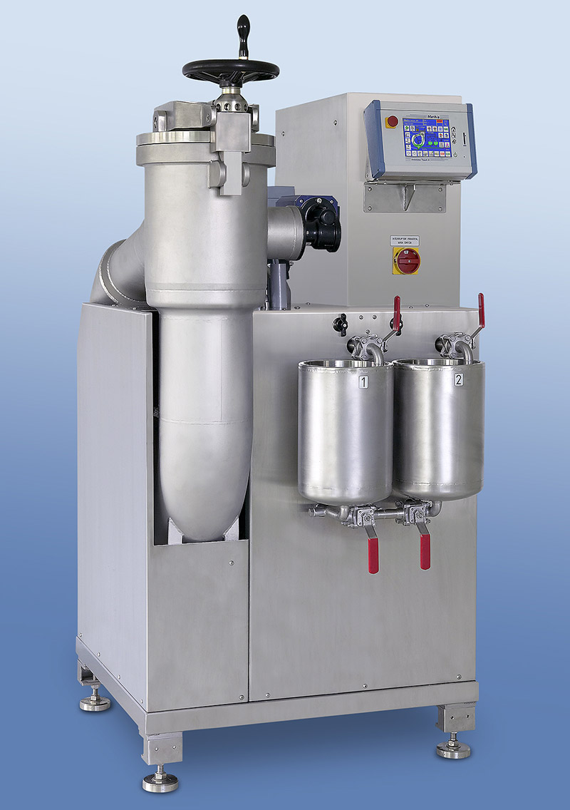 Jet dyeing system 