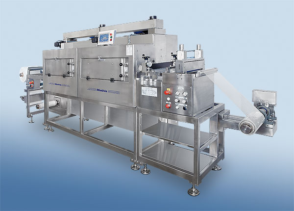Continuous coating systems type «KTF-S»