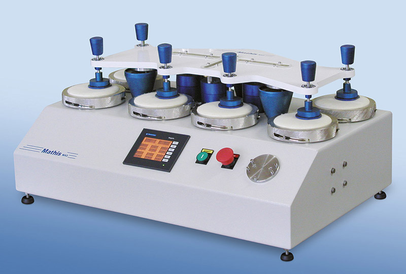 Abrasion and pilling test 
