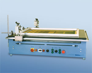 Printing table type «SILK-B»